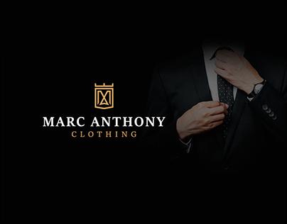 Marc Anthony | Identidade Visual