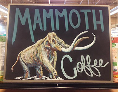 Chalk Art and Hand Lettering