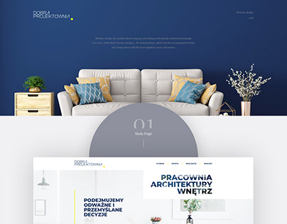 Dobra Projektownia - Website Design