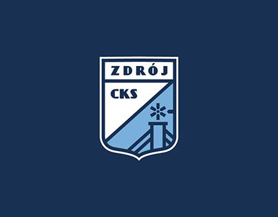 CKS Zdrój Ciechocinek   Rebranding idea