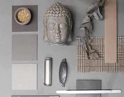 Mood Board for new catalog Elnova kitchen 2020