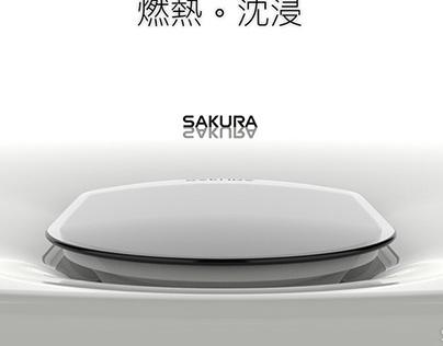 Sakura's Water heater