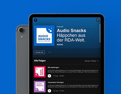 Roche Podcast: Audio Snacks