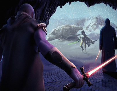 Cave of the Sith lords