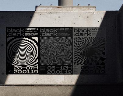 Black.dark Identity Techno