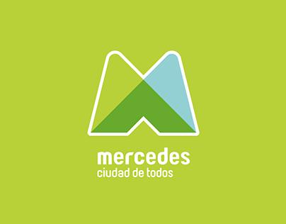 Mercedes Branding