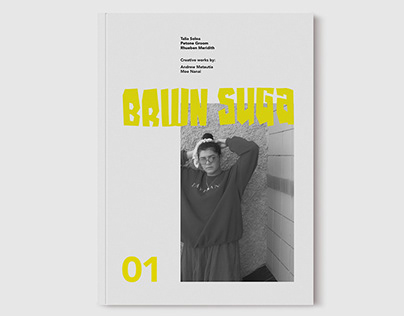 Brwn Suga Magazine