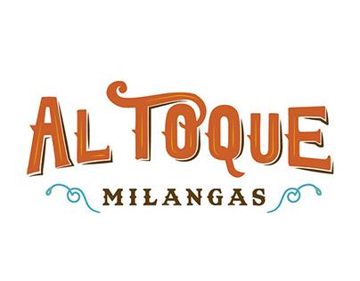 AL TOQUE MILANGAS | lettering