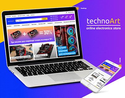 technoArt | e-store