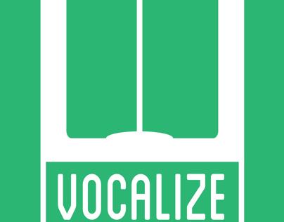 Vocalize Poster