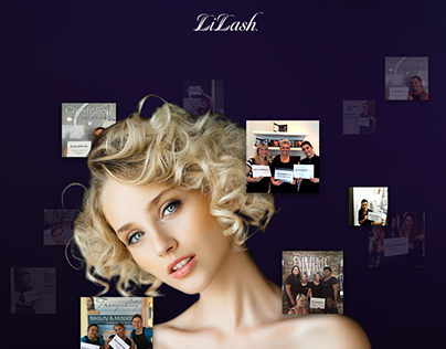 LiLash - e-Commerce for perfect beauty