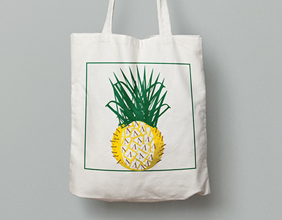 Type Design: Fruit Typography