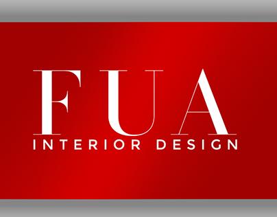 Fua Interior Design Identity Design