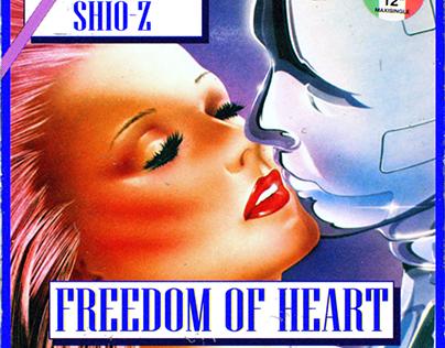 """Freedom Of Heart"" single digital cover"