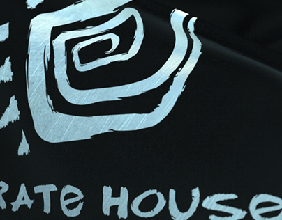 Creating for the future. Logo PirateHouse