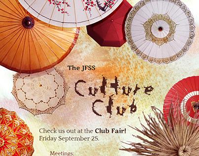 Culture Club Poster