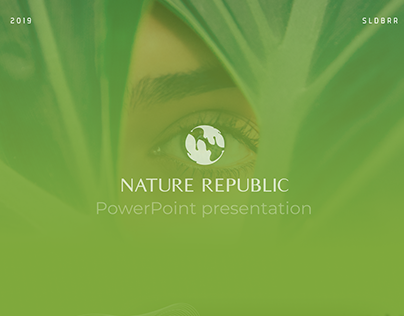 Nature Republic — PowerPoint presentation