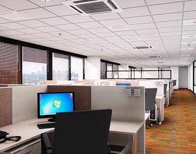 Office Interiors   Bangalore