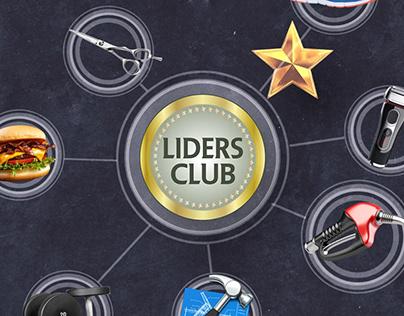 Liders Club - App