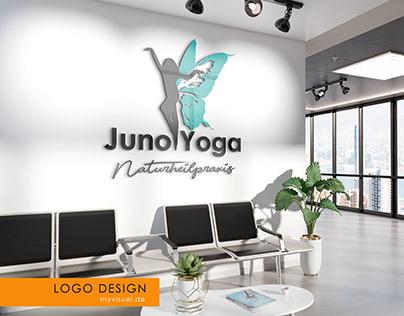 Logodesign für YOGA