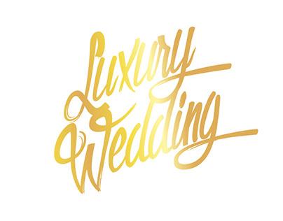 Luxury Wedding Leaflet