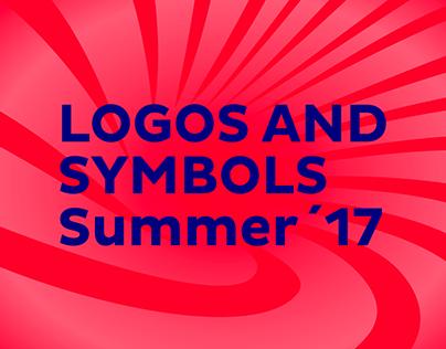 LOGOS AND SYMBOLS Summer´17