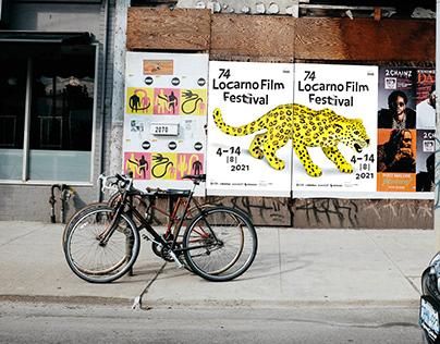 74 Locarno Film Festival / Poster proposal 2021