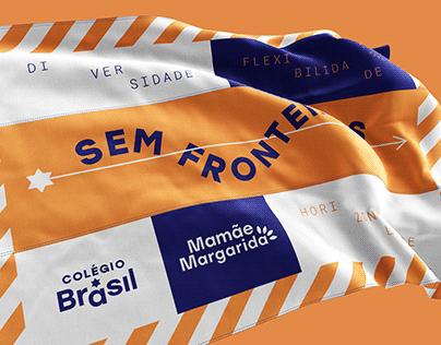 🇧🇷 Colégio Brasil & Mamãe Margarida