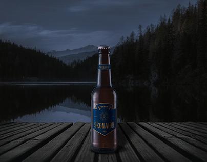 SEONAIDH BEER-brand identity-advertising