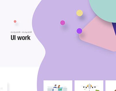 UI Work