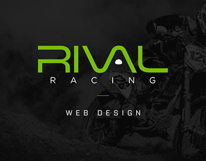 Rival Racing Web Design