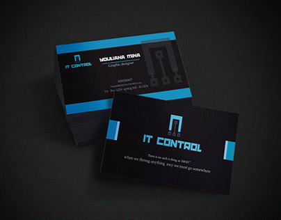 Business Card IT Control