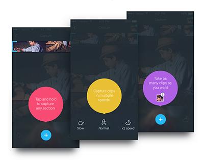 Show App - Additional Screens