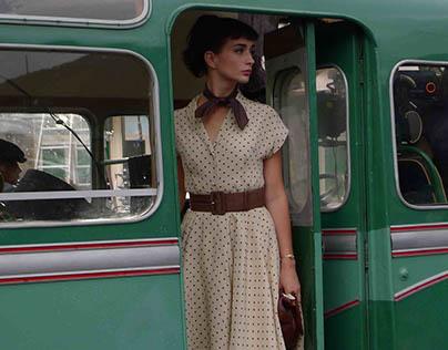 Audrey Hepburn Galaxy Chocolate commercial