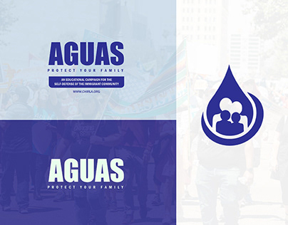AGUAS Identity Design
