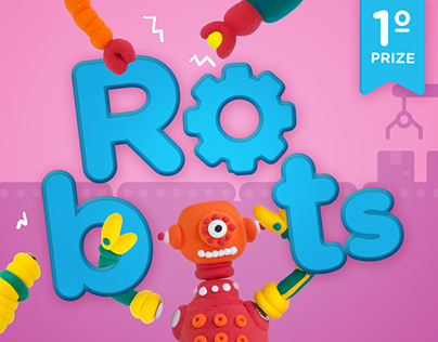 Robots - Idea contest - Jumping clay