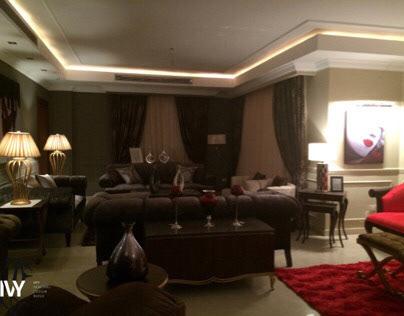 Furniture & fabrics selection and design