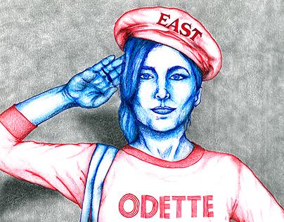 Dear Odette - East Hampton Star Magazine