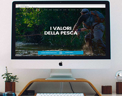 Pescare in Garfagnana Webiste