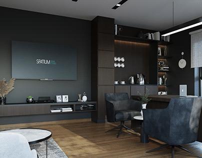 Spatium CEO Office - Heliopolis