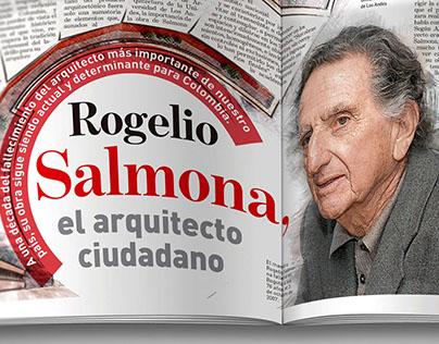 Rogelio Salmona, el arquitecto ciudadano Dobles ADN