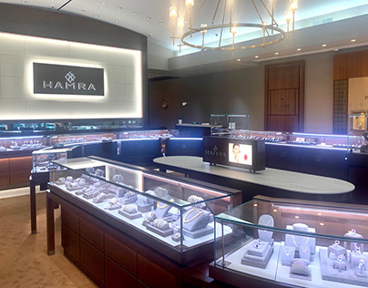 Hamra Jewelers Designed by Leslie McGwire