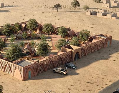 Market in Niger