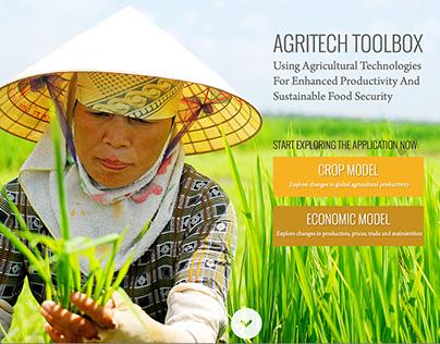 AgriTech Toolbox IFPRI/CGIAR