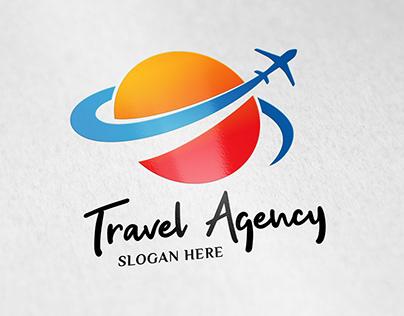 Travel agency logo vol. 2