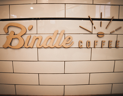 Bindle Coffee Architecture Photography