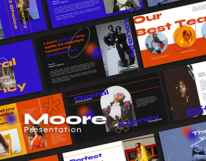 Moore Multipurpose Template