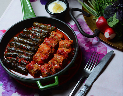 Food Photography | Yasaman Restaurant