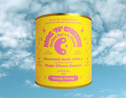 G.C.W. Mac'n'Cheese Coronafon