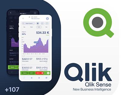 Qlik Sense App